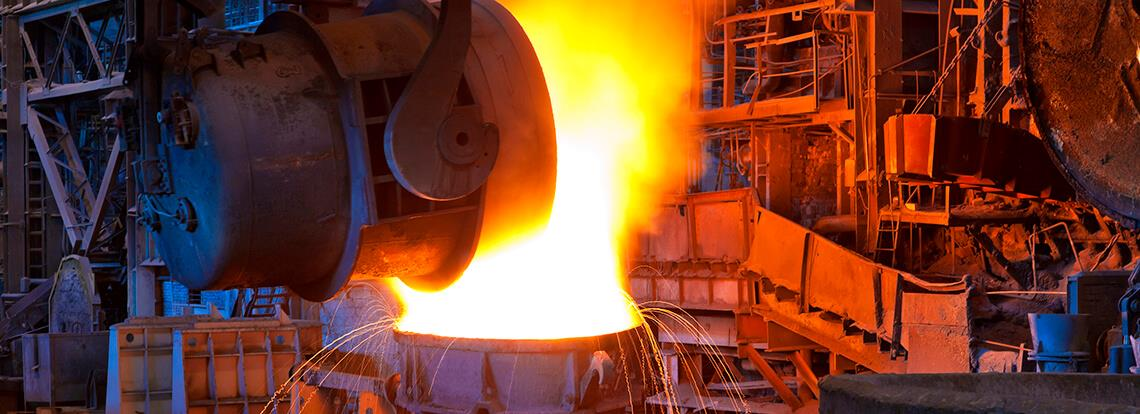 Iron ladles | Iron and steel | Metals & Minerals